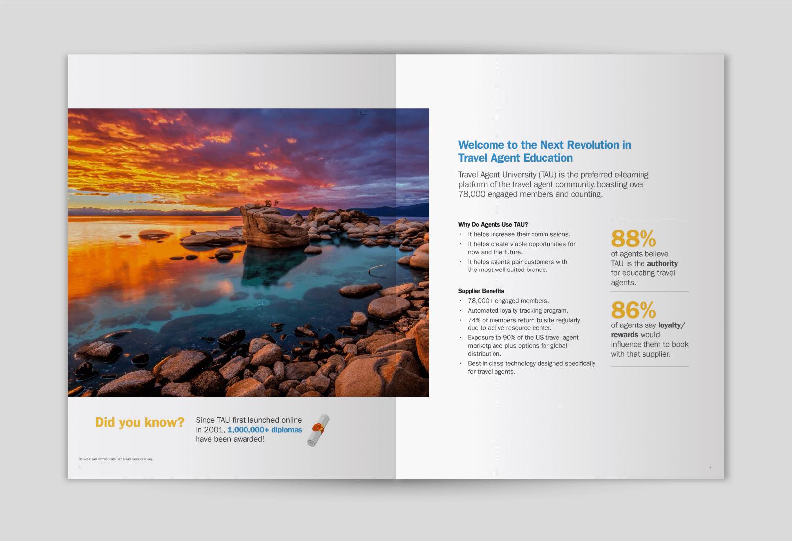 Brochure Spread #1