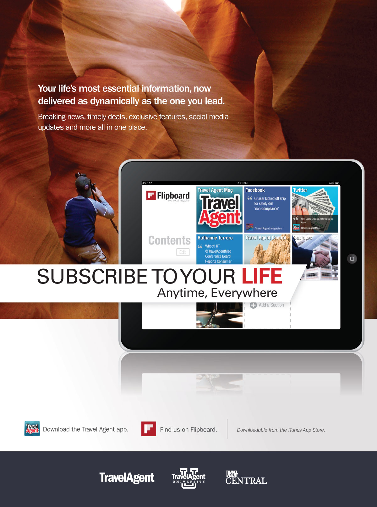 Subscribe to Your Life- Cave